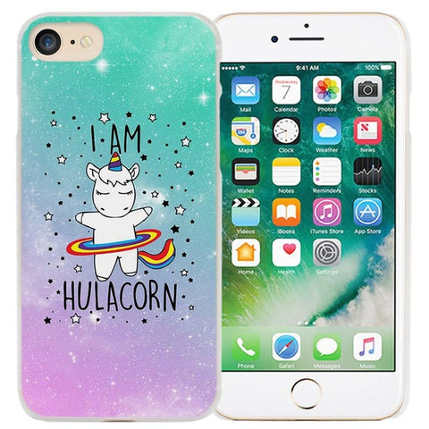 Hulacorn iPhone Cell Phone Cover