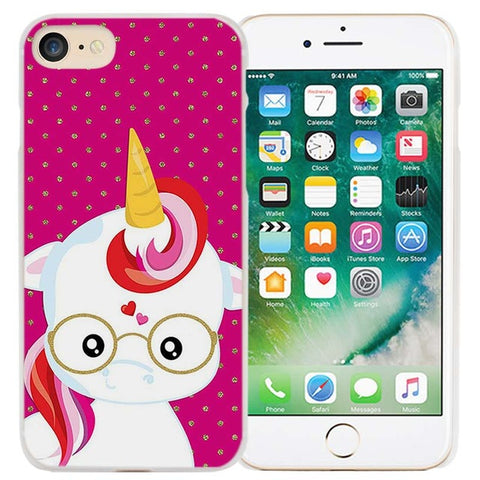 Cute Unicorn iPhone Cell Case