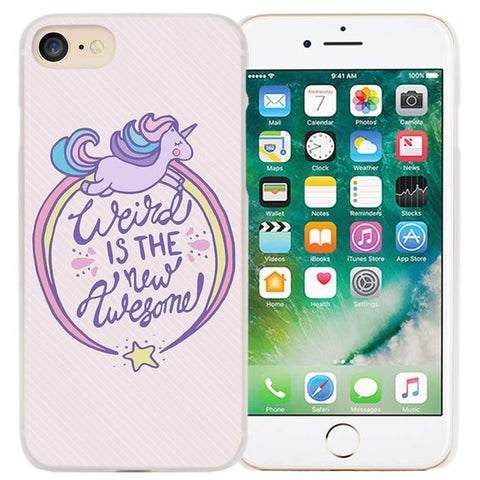 Weird Unicorn iPhone Cover