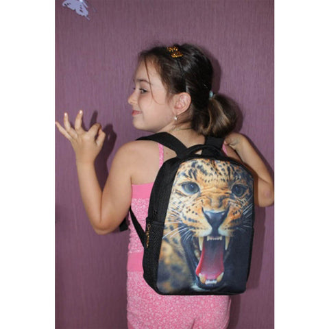 Kids Rainbow Stars Unicorn Backpack