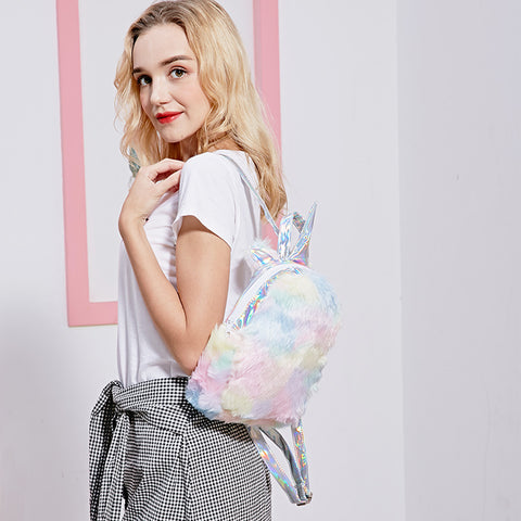 Rainbow Unicorn Hand Bag