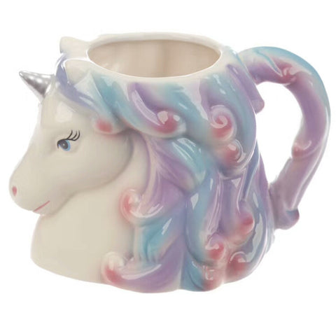 Majestic Unicorn Coffee Mug Side