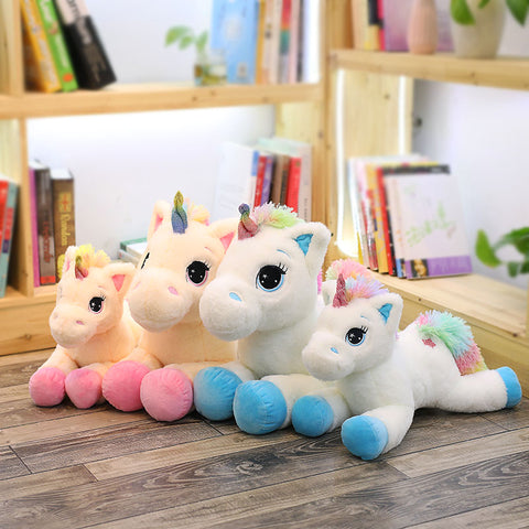 Cute Plush Stuffed Unicorn Toy
