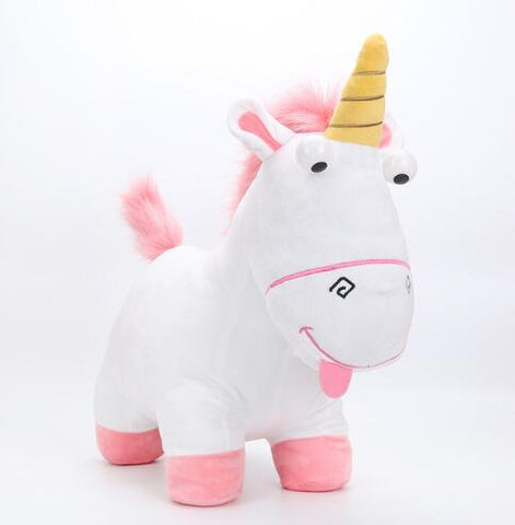 Despicable Me Plush Stuffed Unicorn Toy
