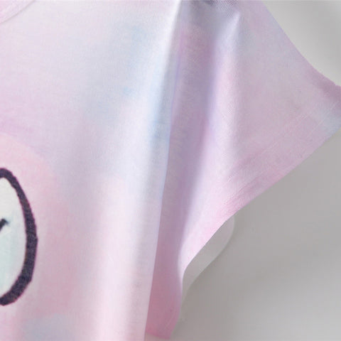 Baby Unicorn T-Shirt Closeup