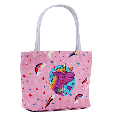 Colorful Unicorn Shopping / Tote Bag