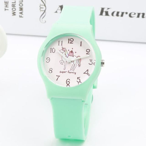 Super Fancy Unicorn Kids Watch-100 Unicorns