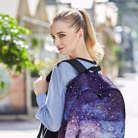 Unicorn Backpack Fit