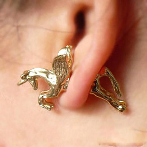 Unicorn Stud Earrings-100 Unicorns