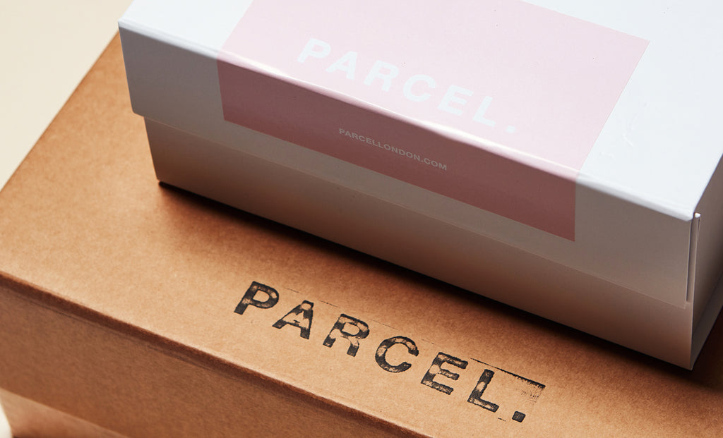 Parcel London bepsoke, wedding, event and corporate gifting.