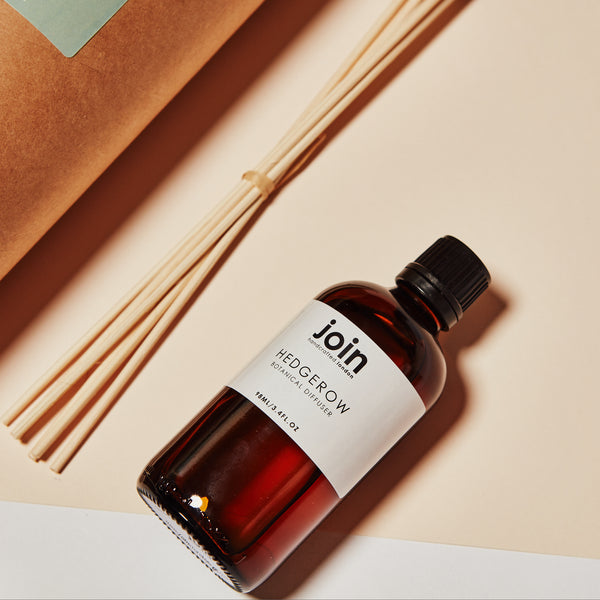 Parcel London gifts UK blog. Behind the brand Join diffuser