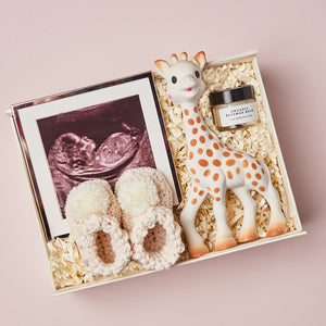 Baby shower gift box. £67. Parcel London