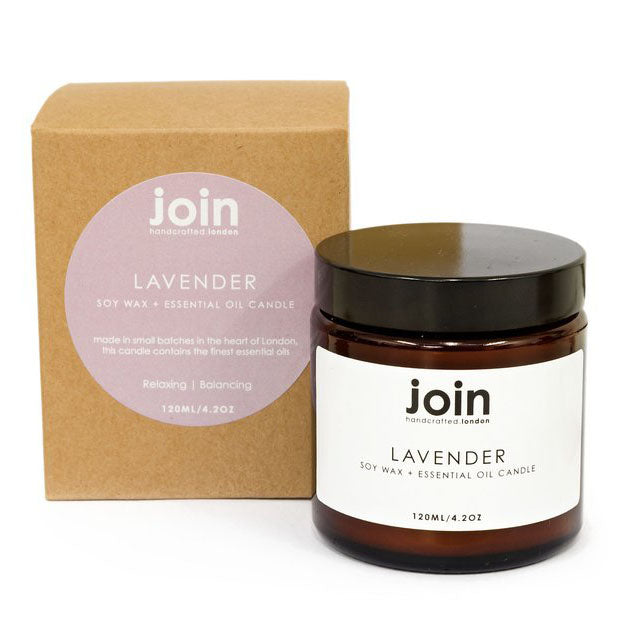 Join store Lavender candle, Bespoke gift boxes Parcel London