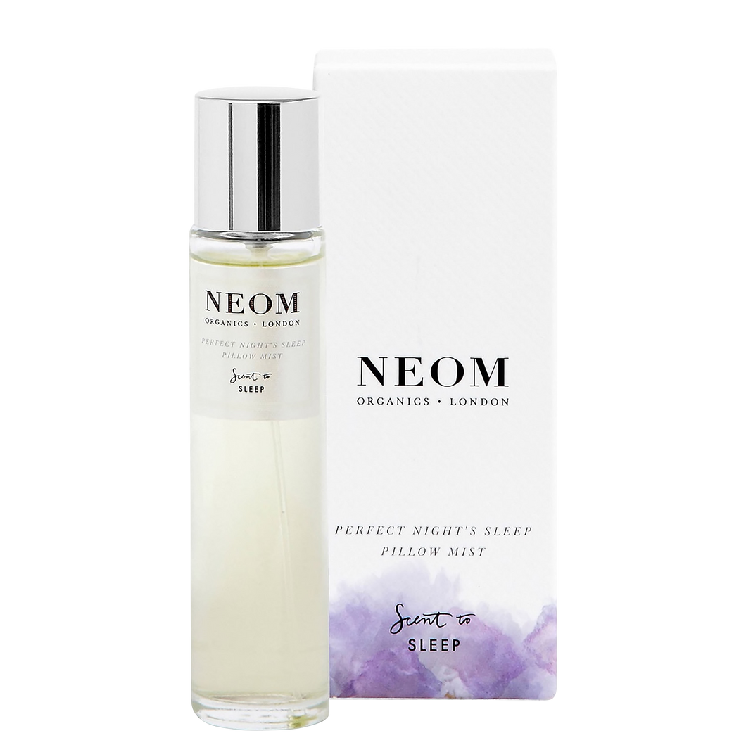 Neom pillow spray. Parcel London