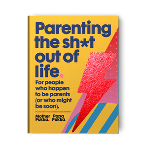 Parcel London. Parenting the sh*t out of life