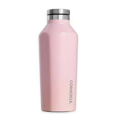 Parcel London Corkcicle pink thermos bottle 255ml 9oz