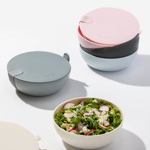 PLASTIC LUNCH BOWL