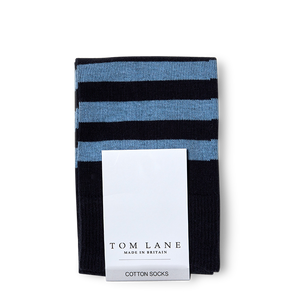 Parcel London Tom Lane striped socks
