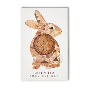 Parcel London bepsoke gifts. Konjac bunny rabbit sponge