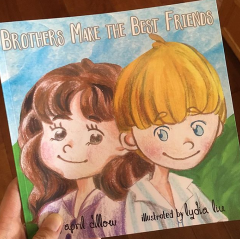 Brothers Make the Best Friends | Kids Book About Friendship | Brothers and Sisters