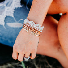 Lace Stackable Cuff