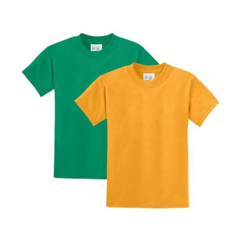 Port & Company - Youth 50/50 Cotton/Poly Tee