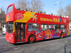 Oxford City Sightseeing Bus Tour & Treasure Hunt