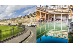 Bath treasure hunt and scavenger hunt