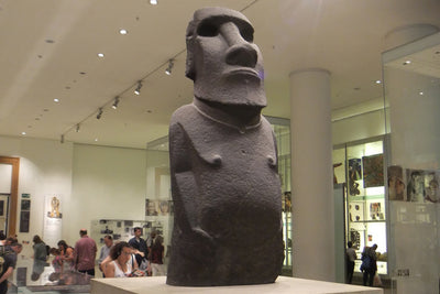 British Museum Indoor Quiz and Scavenger Hunt