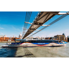 5% OFF! Thames Clippers 1 Day River Roamer Ticket (The Great Game)