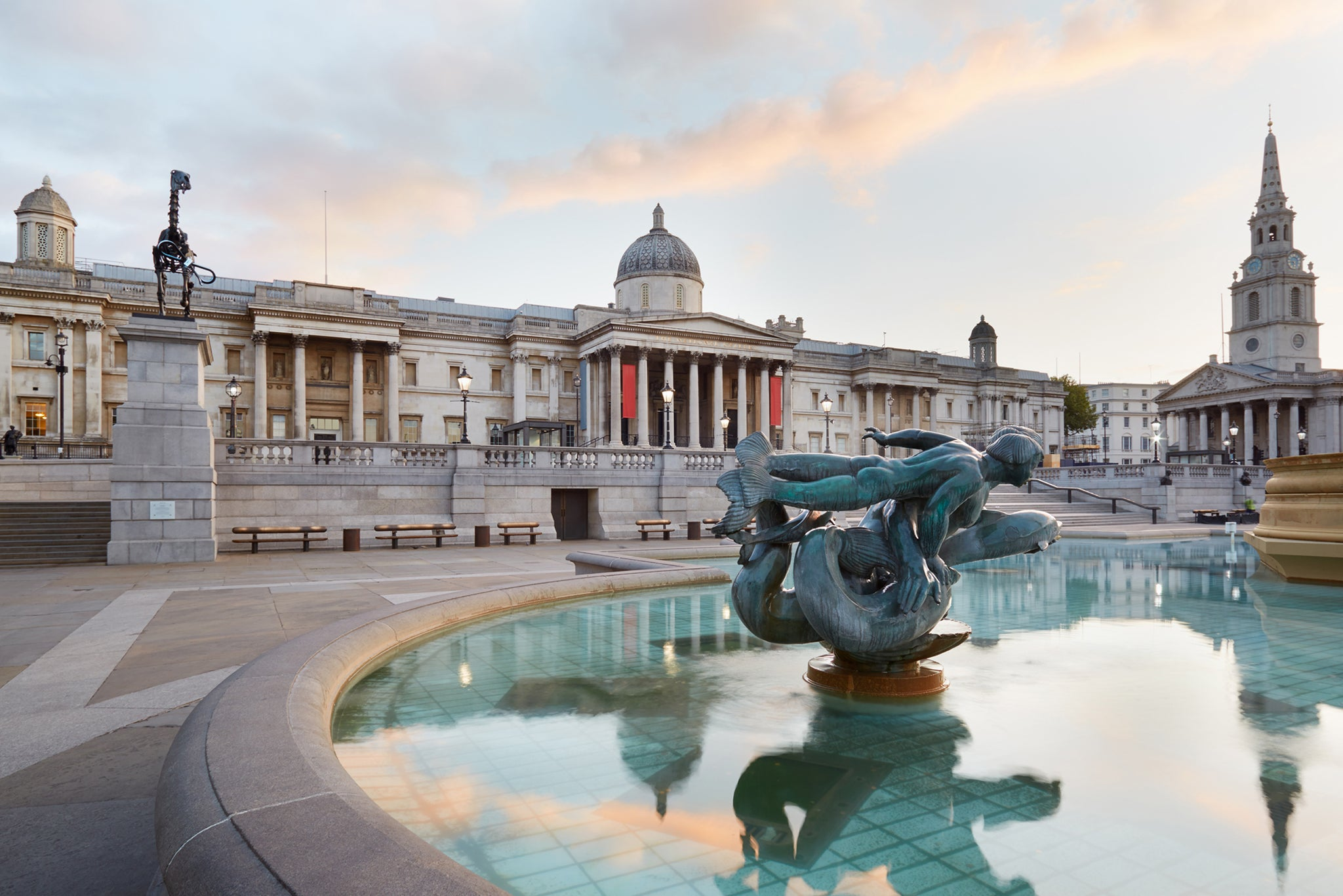 The National Gallery Indoor Quiz and Scavenger Hunt