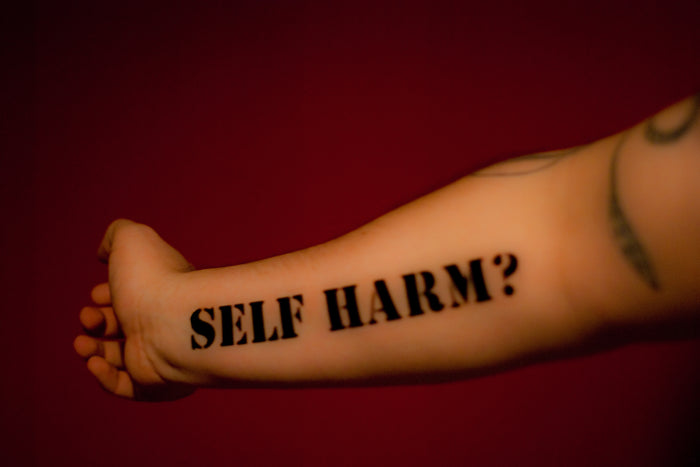 Tattooing and self harm: What artists need to know.