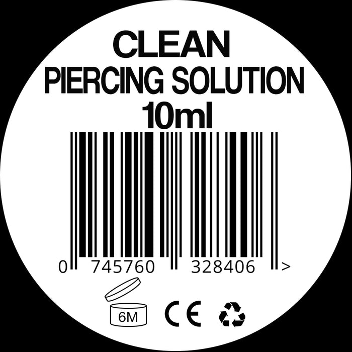 Clean Piercing Solution