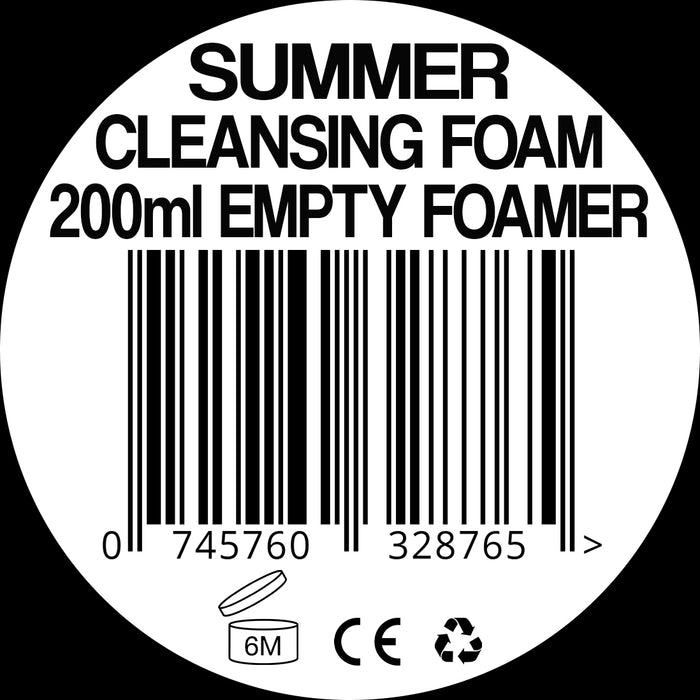Summer Cleansing Foam