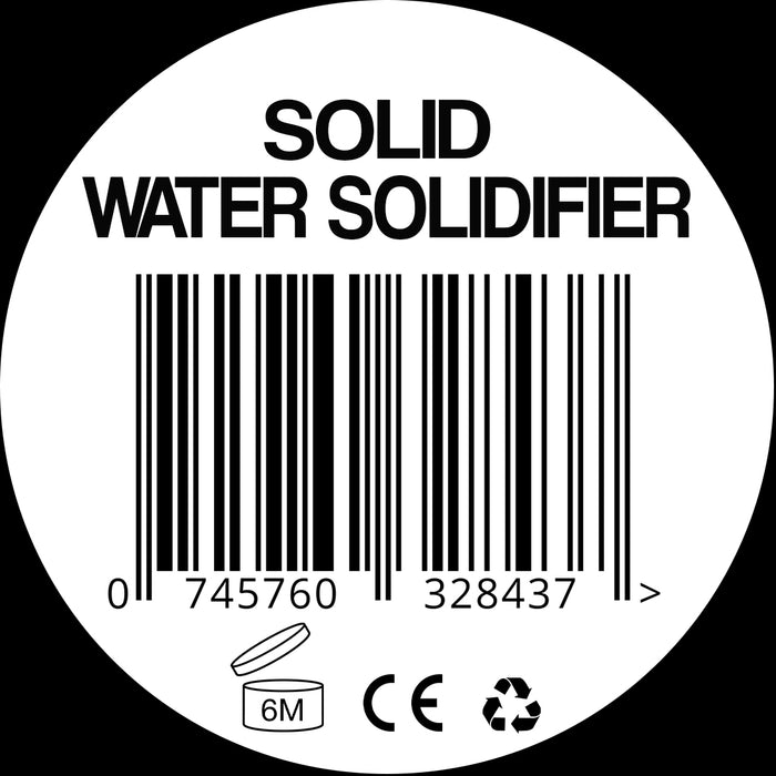 Solid Water Solidifier