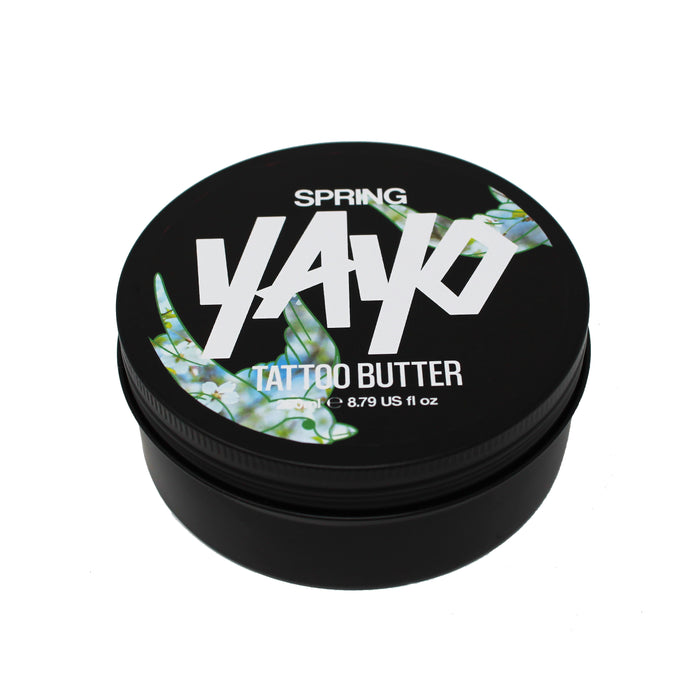 Spring Tattoo Butter