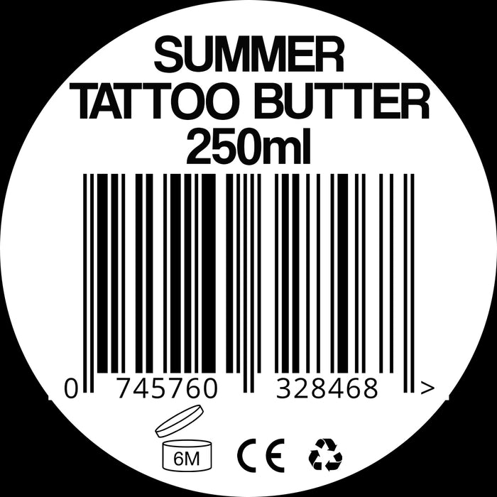 Summer Tattoo Butter
