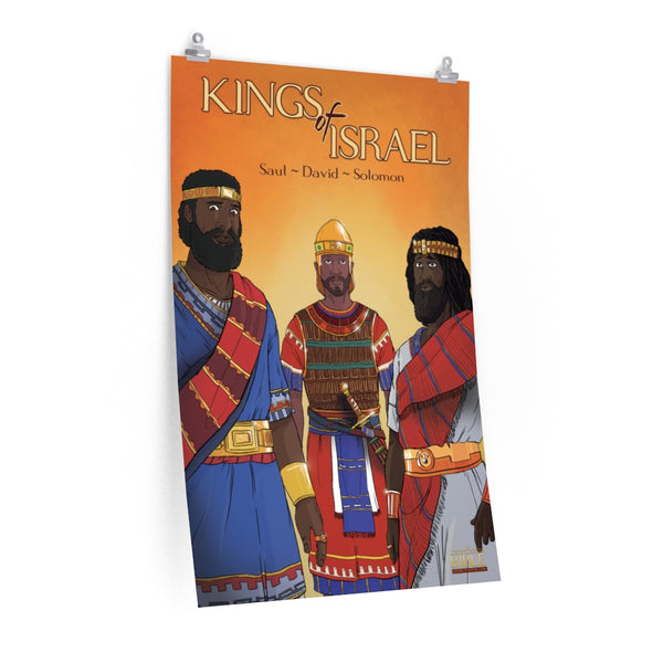 Kings of Israel Poster