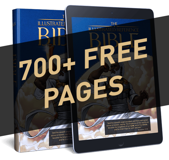 FREE - Digital Illustrated Reference Bible (Foundation)