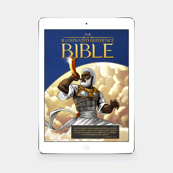 Illustrated Reference Bible (Digital)