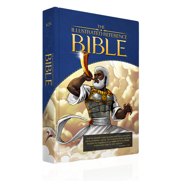 Illustrated Reference Bible 2nd Edition
