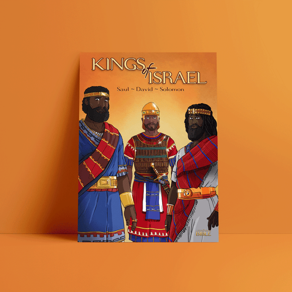 Kings of Israel Wall Poster