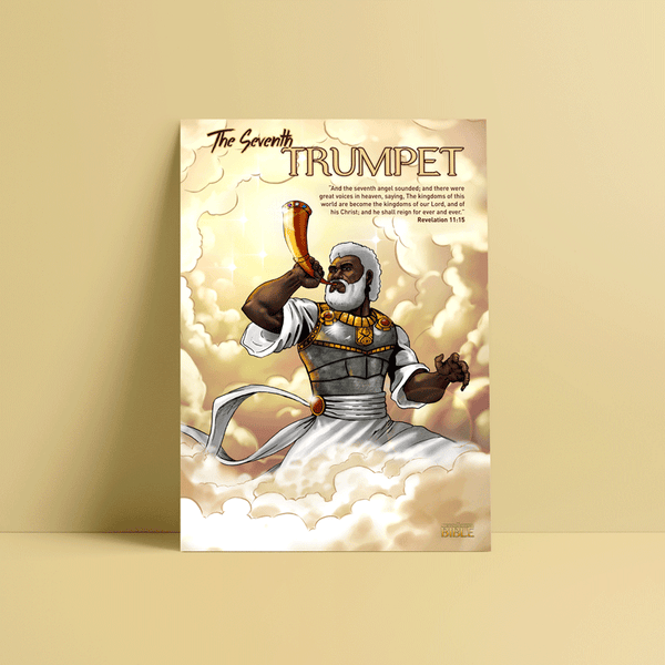 The Seventh Trumpet Wall Poster