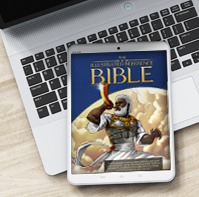 Digital Illustrated Reference Bible