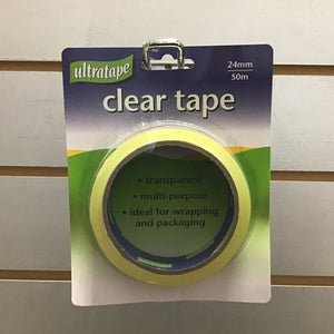 Sellotape - Clear Tape