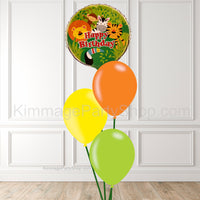Jungle Balloon Bouquet - Style 007