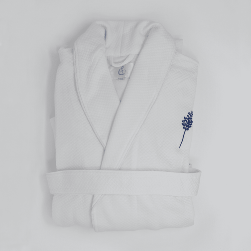 The Indigo Spa Robe