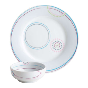 Just Right Set™ (bariatric) with Bowl and Plate