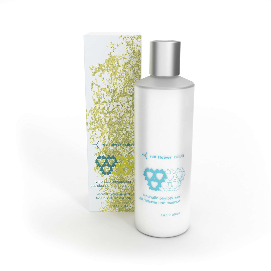 Lymphatic Phytopower Sea Cleanser and Masque