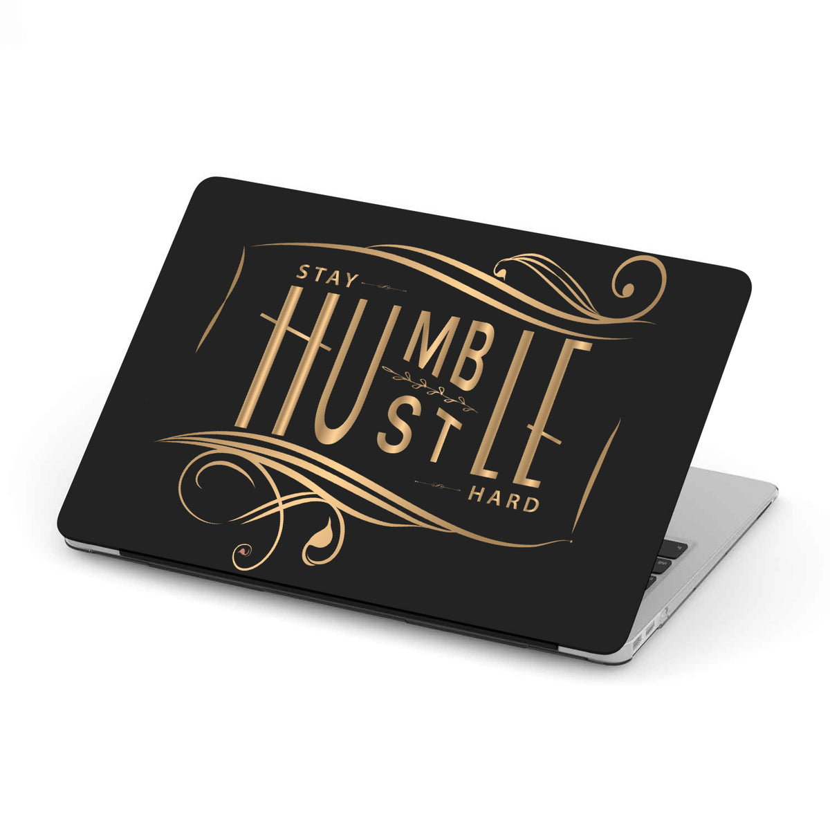 """Stay Humble, Hustle Hard"" Makebook Cover"